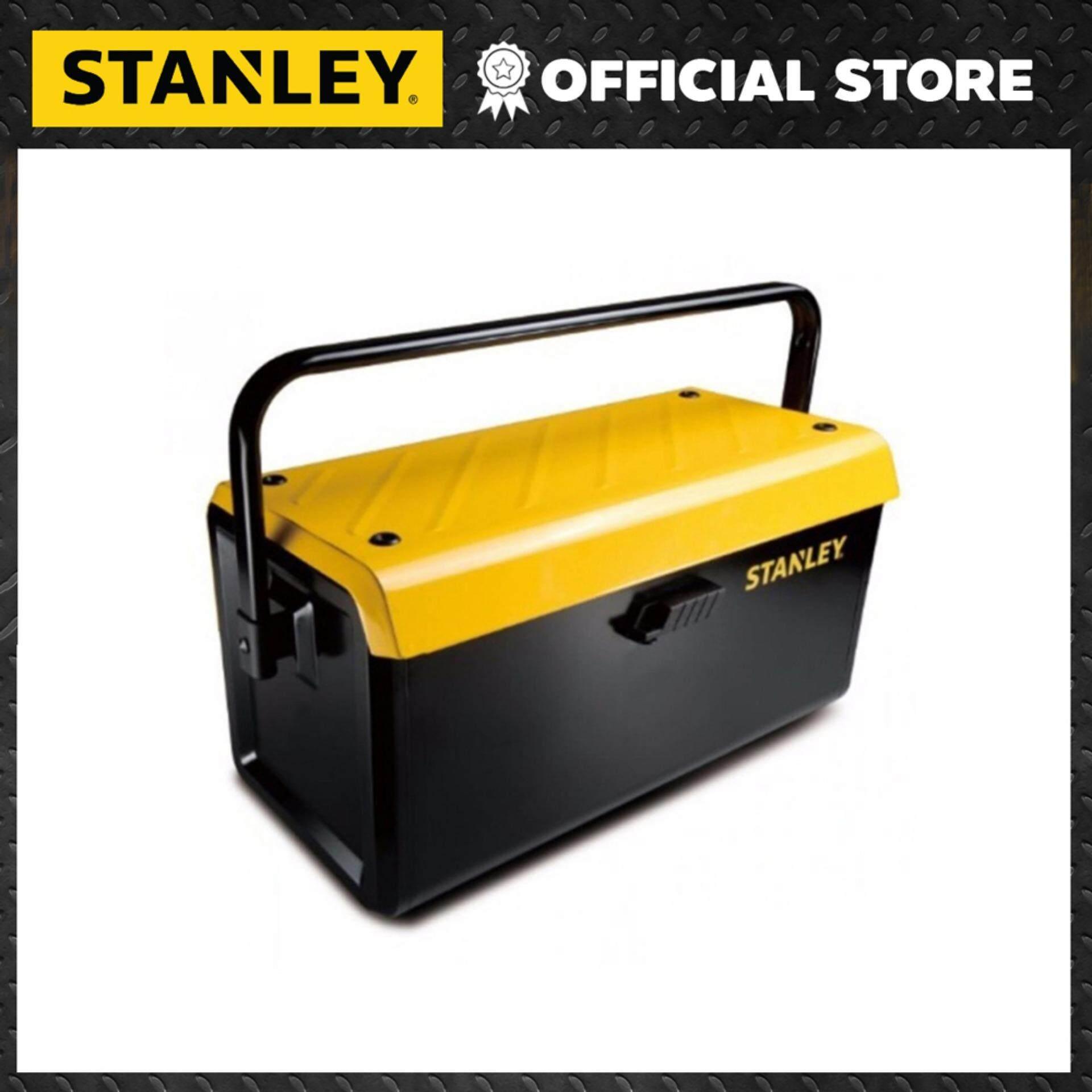 STANLEY กล่องโลหะเก็บเครื่องมือช่าง 1 ลิ้นชัก 19 นิ้ว METAL TOOL BOX - 1 DRAWER กล่องเครื่องมือ กล่องเก็บอุปกรณ์ช่าง