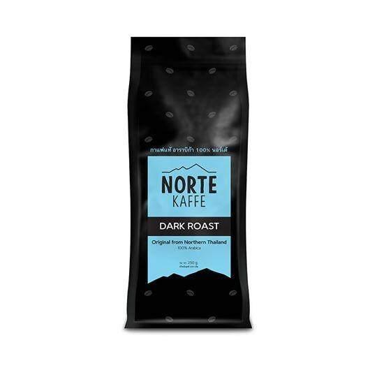 Norte Kaffe Dark Roast 250G ไทย