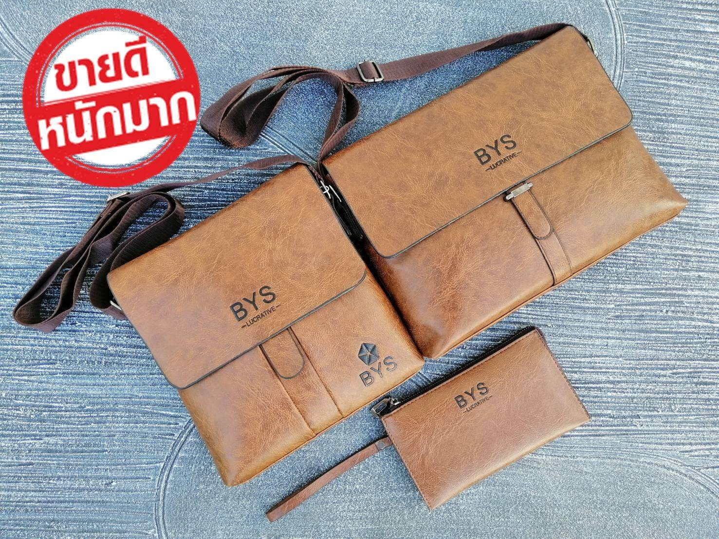 Mens Cowhide Leather Messenger bags Business Shoulder bags Crocodile pattern Coffee - intl .