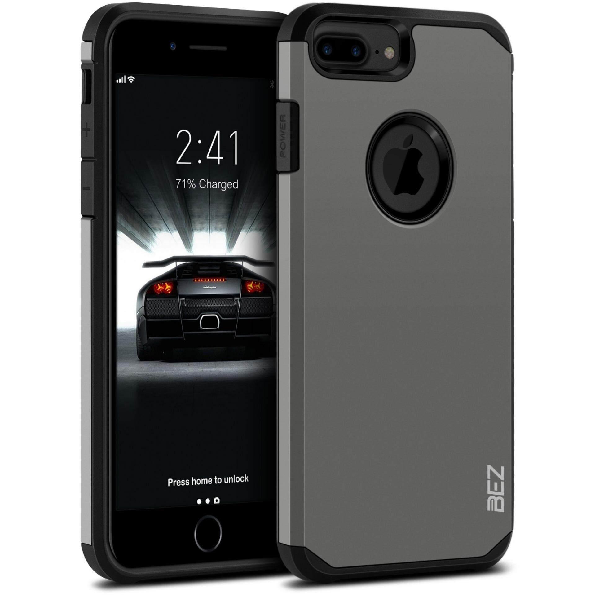 เคส iPhone 7 plus, iPhone 8 plus เคสไอโฟน 7+ 8+ case iphone 7 Plus 8 Plus BEZ เคสมือถือ เคส ไอโฟน เคสฝาหลัง กันกระแทกShockproof Case Dual Layer Tough Cover for iPhone 7 plus, iPhone 8 plus // H2-7GP