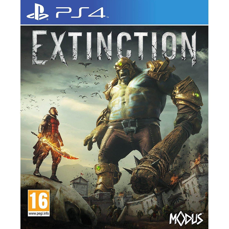 PS4 EXTINCTION (EURO)