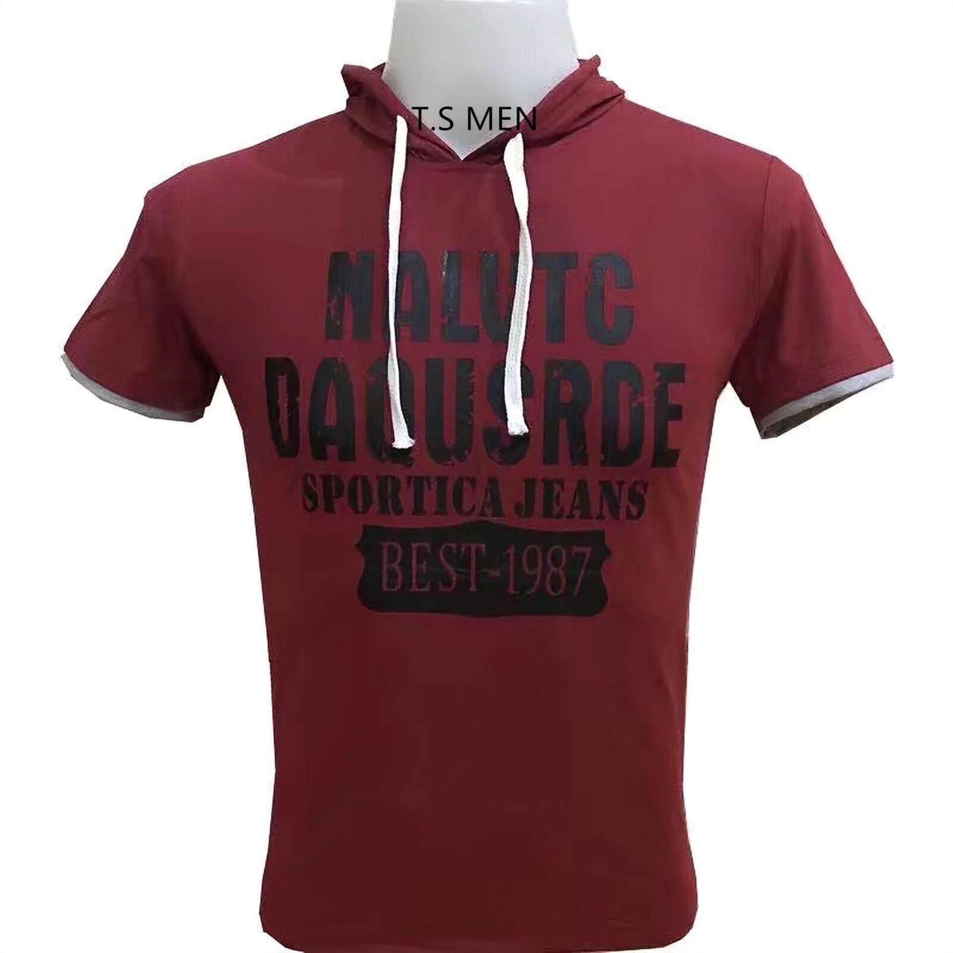 ราคา เสื้อยืดผู้ชายMen S T Shirtเสื้อยืดแฟชั่นผู้ชาย ราคาถูกที่สุด