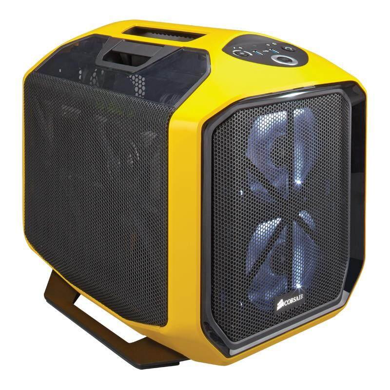 Corsair Graphite Series 380T Mini-ITX Tower Yellow