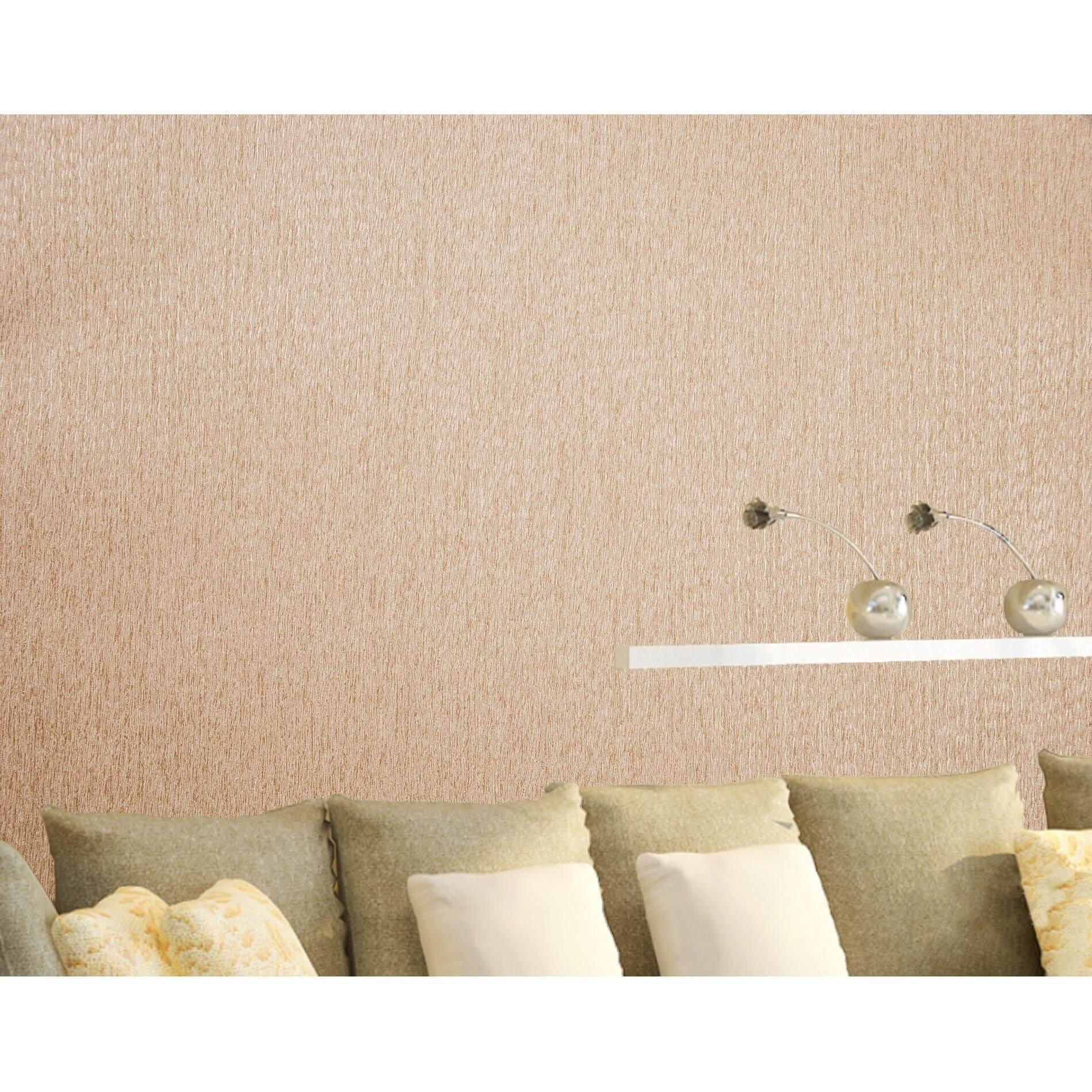 ขาย Homily Wallpaper Lxr รุ่น Re 930103 โทนสีทอง ลายตรง ราคาถูกที่สุด