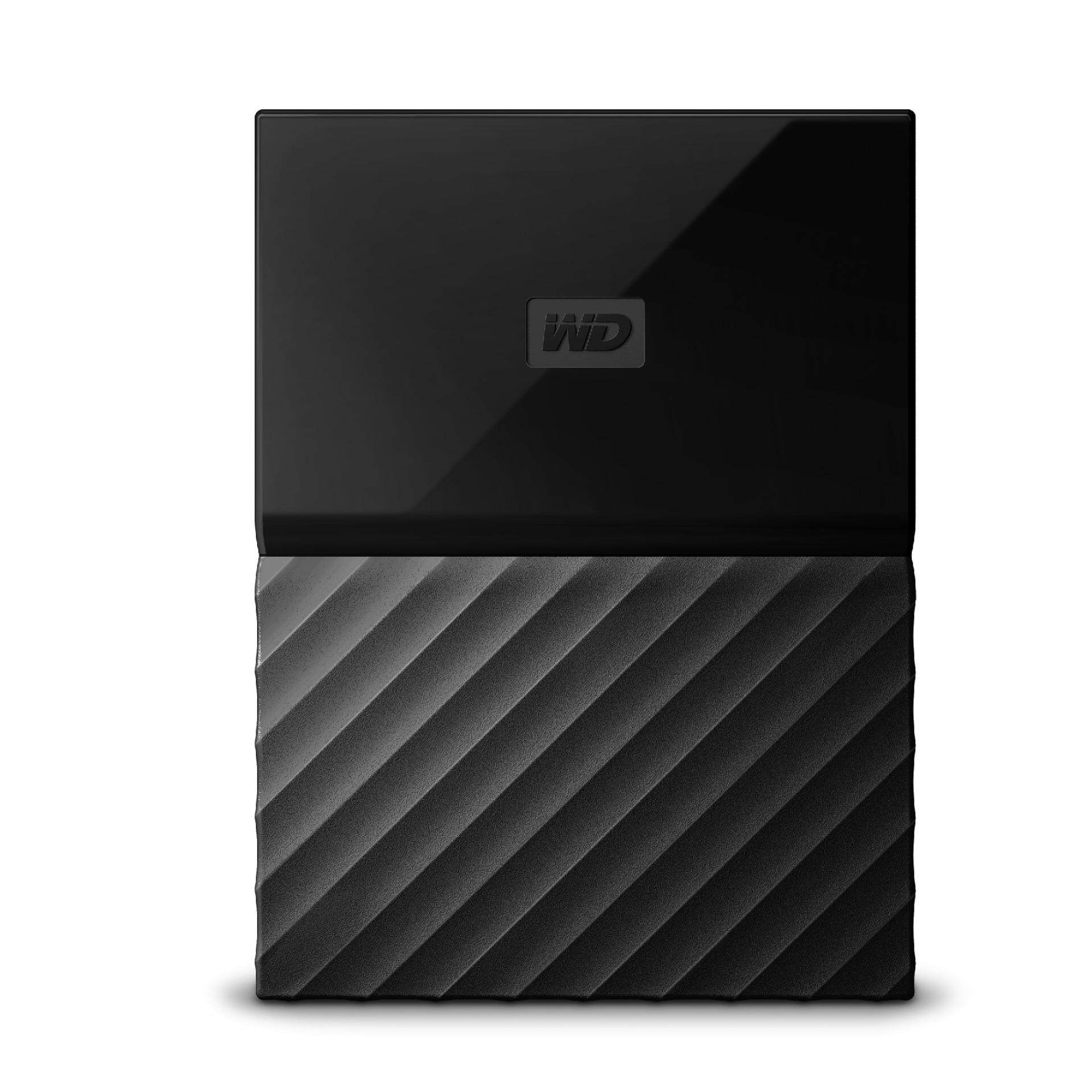 Wd My Passport Vibrant 2tb (7mm) By Lazada Retail Wd.