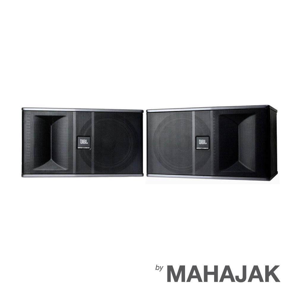 สอนใช้งาน  ปทุมธานี JBL Ki81 – ลำโพง Karaoke  (ดำ)