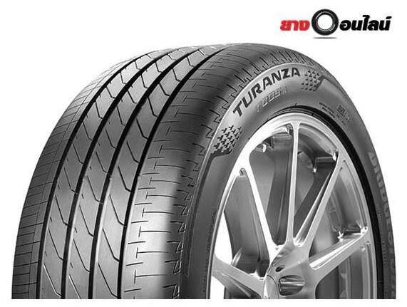 กระบี่ Bridgestone บริสโตน T005A ยางรถยนต์ ขนาด15-19 นิ้ว จำนวน 1 เส้น (แถมจุ๊บลมยาง 1 ตัว)