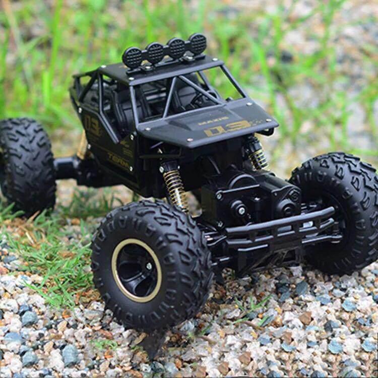 Big Saie รถอ๊อฟโรดบังคับ 1:16 4wd 4x4 รถบังคับวิบาก รถบังคับไต่หิน .