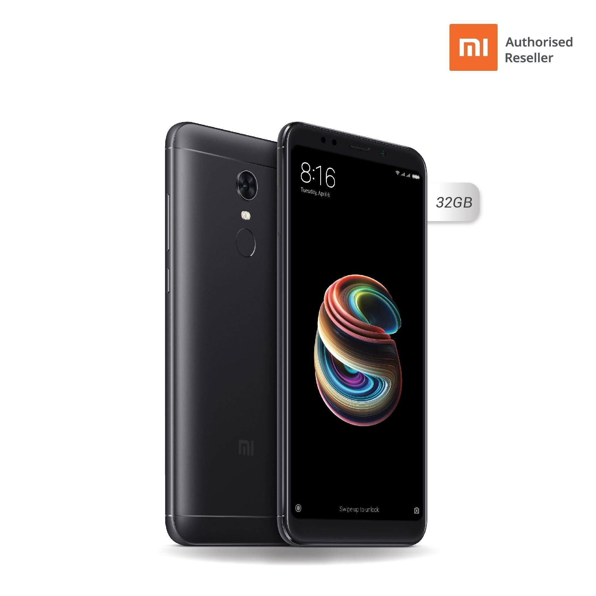 ทบทวน Xiaomi Redmi 5 Plus 3Gb 32Gb รับประกันศูนย์ไทย 1 ปี Xiaomi