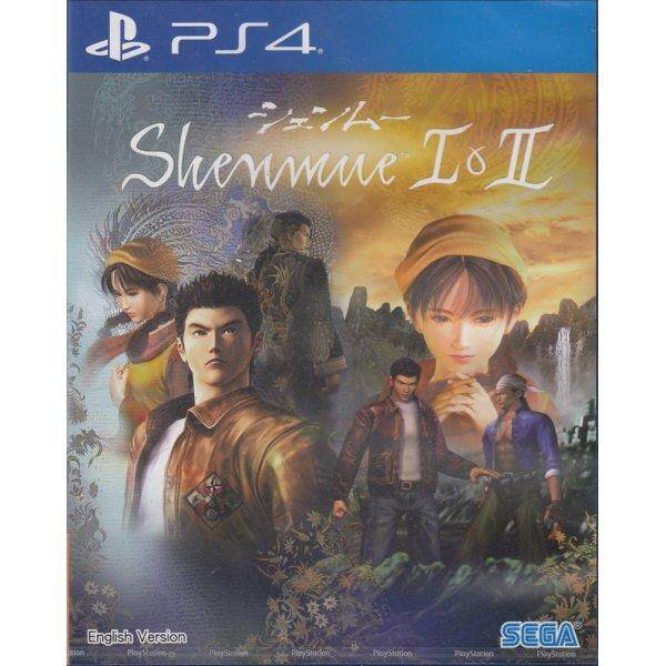 PS4 SHENMUE I & II (CHINESE & ENGLISH SUBS) (ASIA)