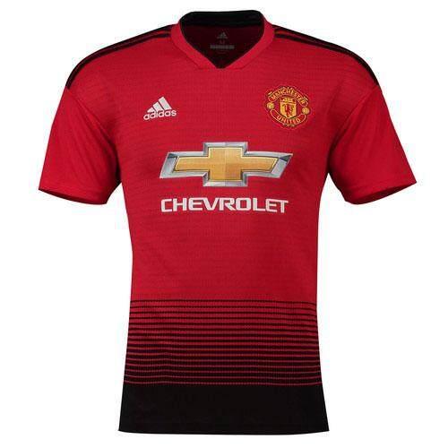 Man U Fc เสื้อฟุตบอลแมนยู ทีมเหย้า 2018/19 By Mssupersport.