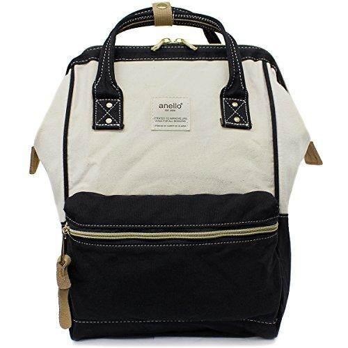 การใช้งาน  พิจิตร Anello Cotton Black (Standard) SIZE M สินค้าแท้จากญี่ปุ่น