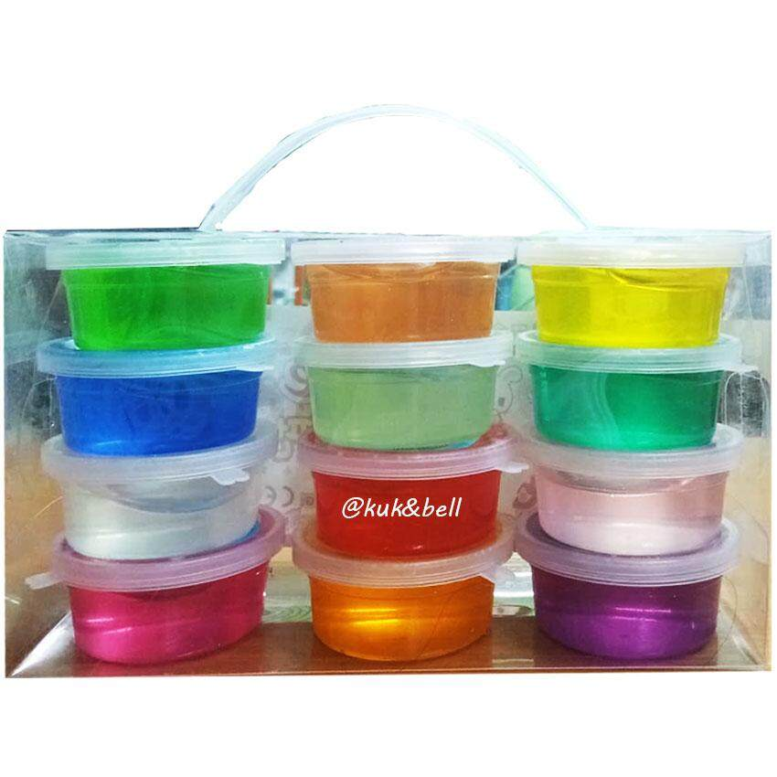 Coco Toyสไลม Slime Magic Hands 12 สี 6575 By Coco Toy.