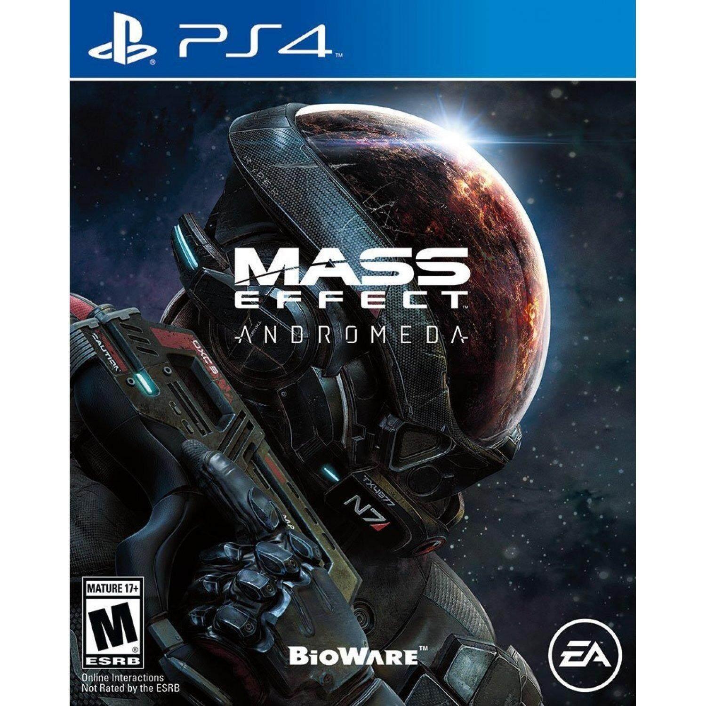 PS4 MASS EFFECT: ANDROMEDA (US)