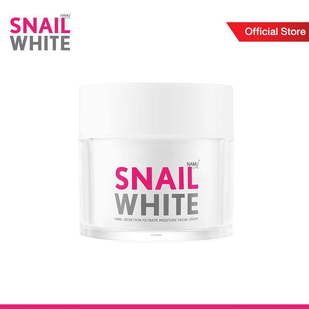 Snailwhite Thailand Snail Secretion Filtrate Moisture Facial Cream 30 Ml