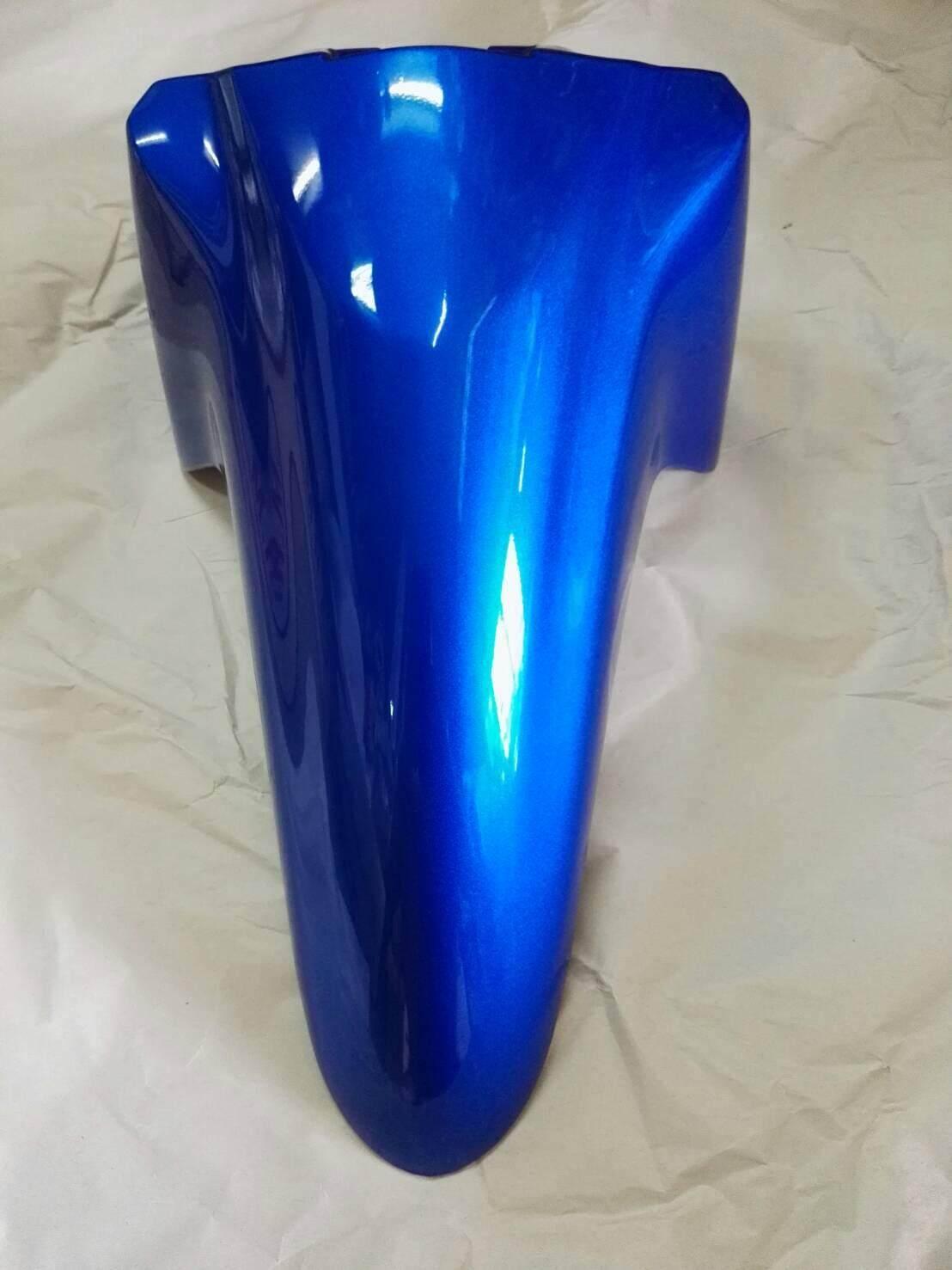 บังโคลนหน้า Wave110-I สีน้ำเงิน By Thesassygirl.