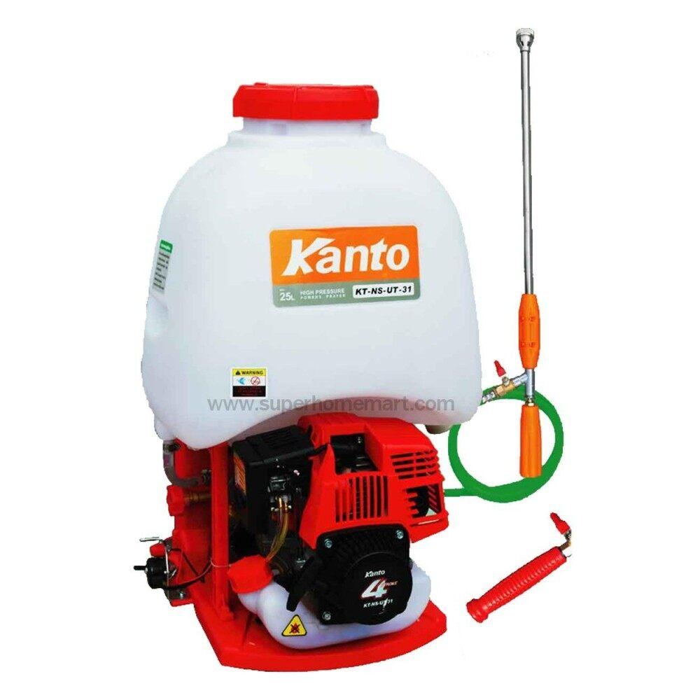 ส่วนลด สินค้า Kanto เครื่องพ่นยาสะพายหลัง 4 จังหวะ รุ่น Kt Ns Ut 31 แคนโต้ High Pressure Power Sprayer