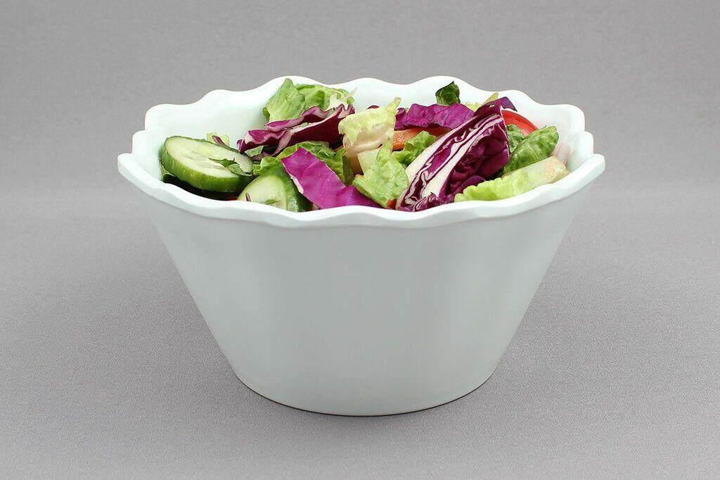 Efay ชามเมลามีนใส่อาหารหรือสลัดผัก 6 ชิ้น By Housewares 2000.