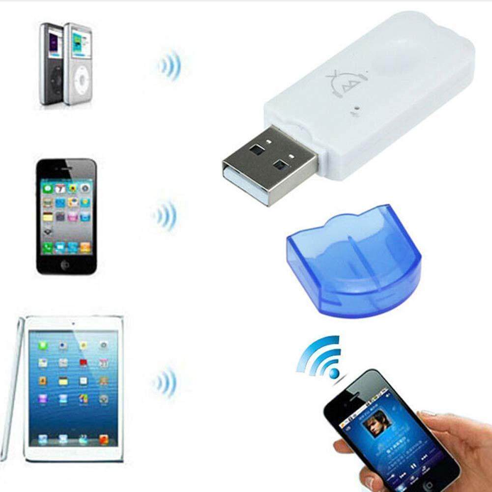 Bt-118 Usb Wireless Bluetooth Bt5.0 Audio Music Receiver Adapter For Car Home.