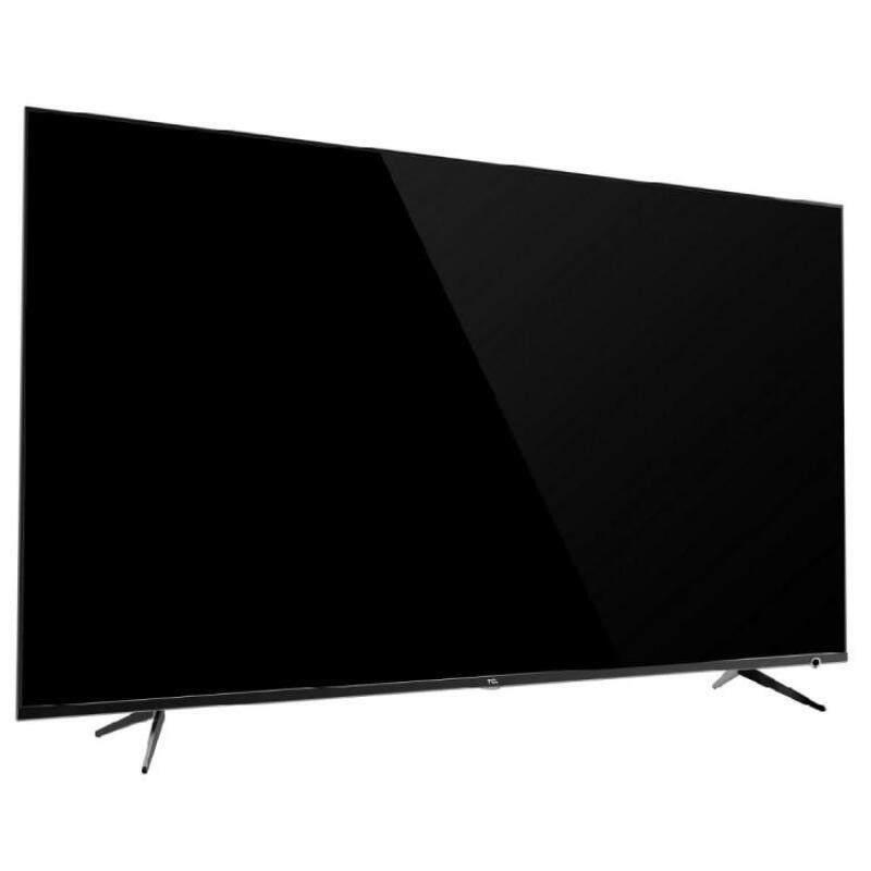 ( ) Tcl สมาร์ททีวี 4k Uhd รุ่น Led55p6us ขนาด 55 นิ้ว (2018) รับประกันศูนย์ 1 ปี By Phitchy Shop.