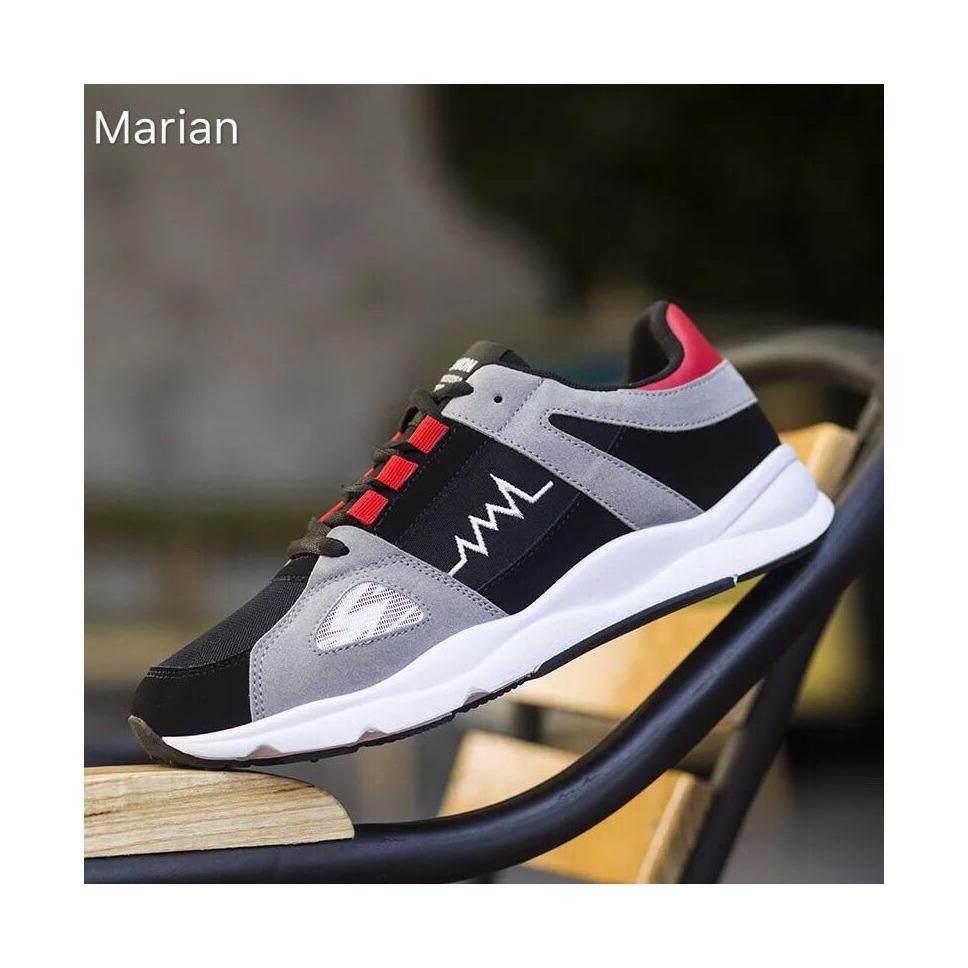 ขาย Marian รองเท้า รองเท้าผ้าใบผู้ชาย No A023 กรุงเทพมหานคร ถูก