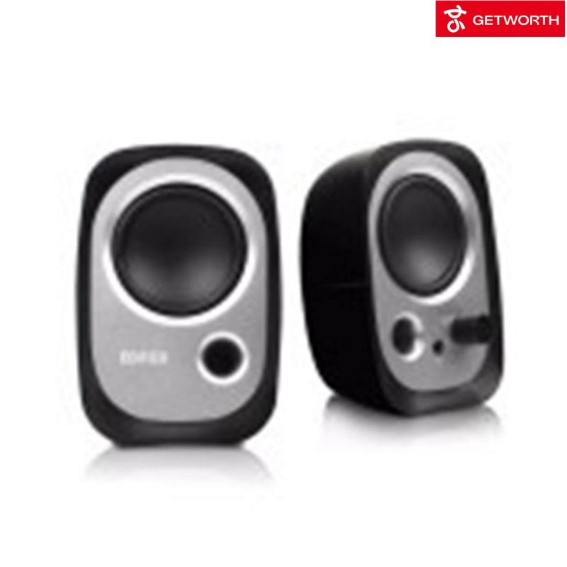 ขาย Edifier R12U Mini Speakers For Desktop Laptop Sound Box ถูก จีน