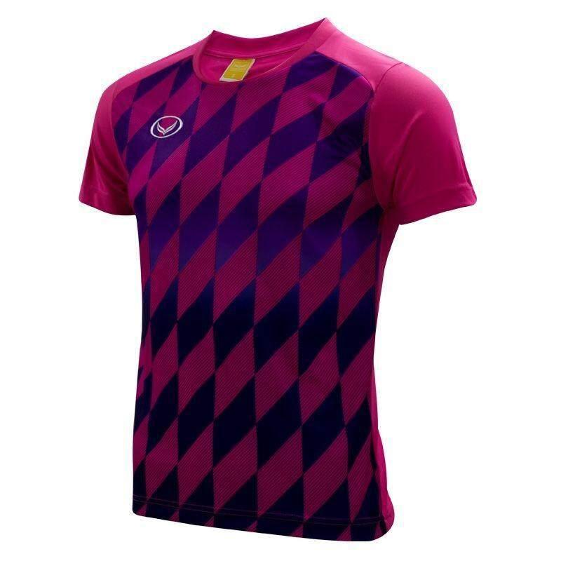 Grand Sport เสื้อกีฬาฟุตบอลแกรนด์สปอร์ต รหัส:011436 By Grand Sport(mp).