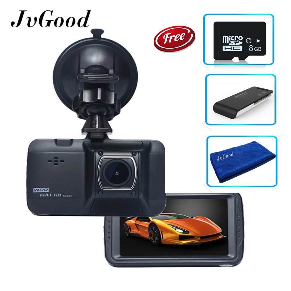 ขาย Jvgood กล้องติดรถยนต์ และ Parking Monitor บอดี้โลหะ จอใหญ่ 3 0นิ้ว รุ่น ถ่ายกลางคืนสว่างกว่าเดิม And Micro C 10 8G Memory Card And Usb 2 Sd Card Reader Jvgood เป็นต้นฉบับ