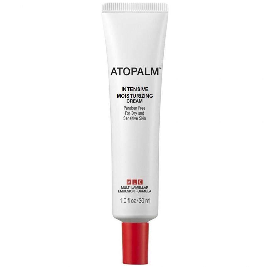 Atopalm Intensive Moisturizing Cream 30 Ml. หน้าแห้ง แพ้ คัน แดง แตกลอก จบในตัวเดียว.