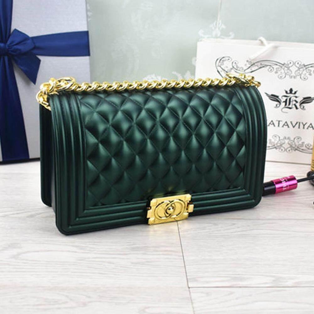ราคา Charming กระเป๋าสะพายข้างสำหรับผู้หญิง Premium Bags 2018 ใบใหญ่ จุของได้เยอะ รุ่น B811 เป็นต้นฉบับ Charming Fashion