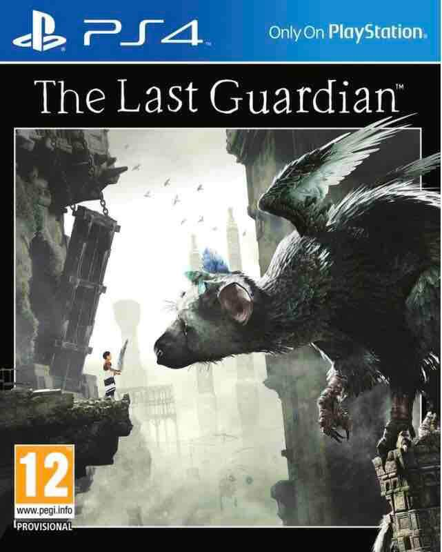 PS 4 : The Last Guardian (all zone)
