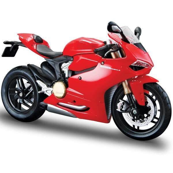 ขาย Maisto โมเดลมอเตอร์ไซค์ Ducati Panigale 1199 ขนาด 1 12 สีแดง ถูก กรุงเทพมหานคร