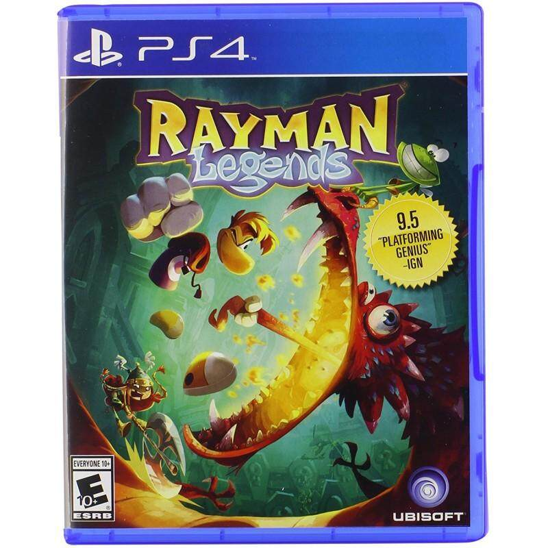 ps4 rayman legends ( english zone1)