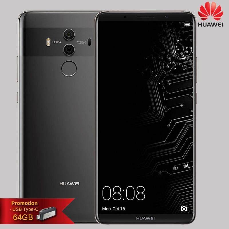 Huawei Mate 10 Pro 128Gb ฟรี Usb Type C 64Gb ประกันศูนย์ประเทศไทย 1 ปี ไทย