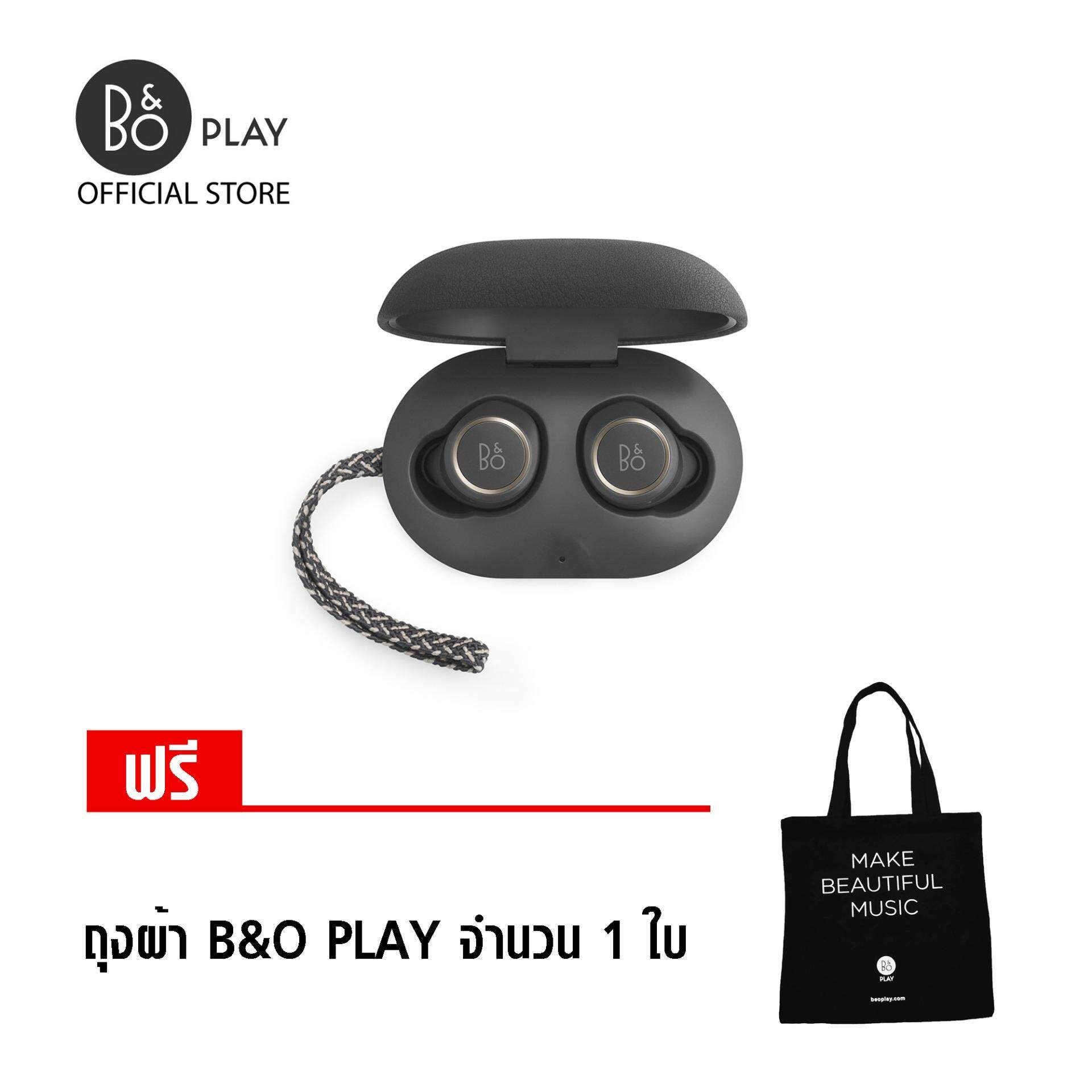 B&O Play รุ่น BeoPlay Truly Wireless Earphones E8 - Charcoal Sand