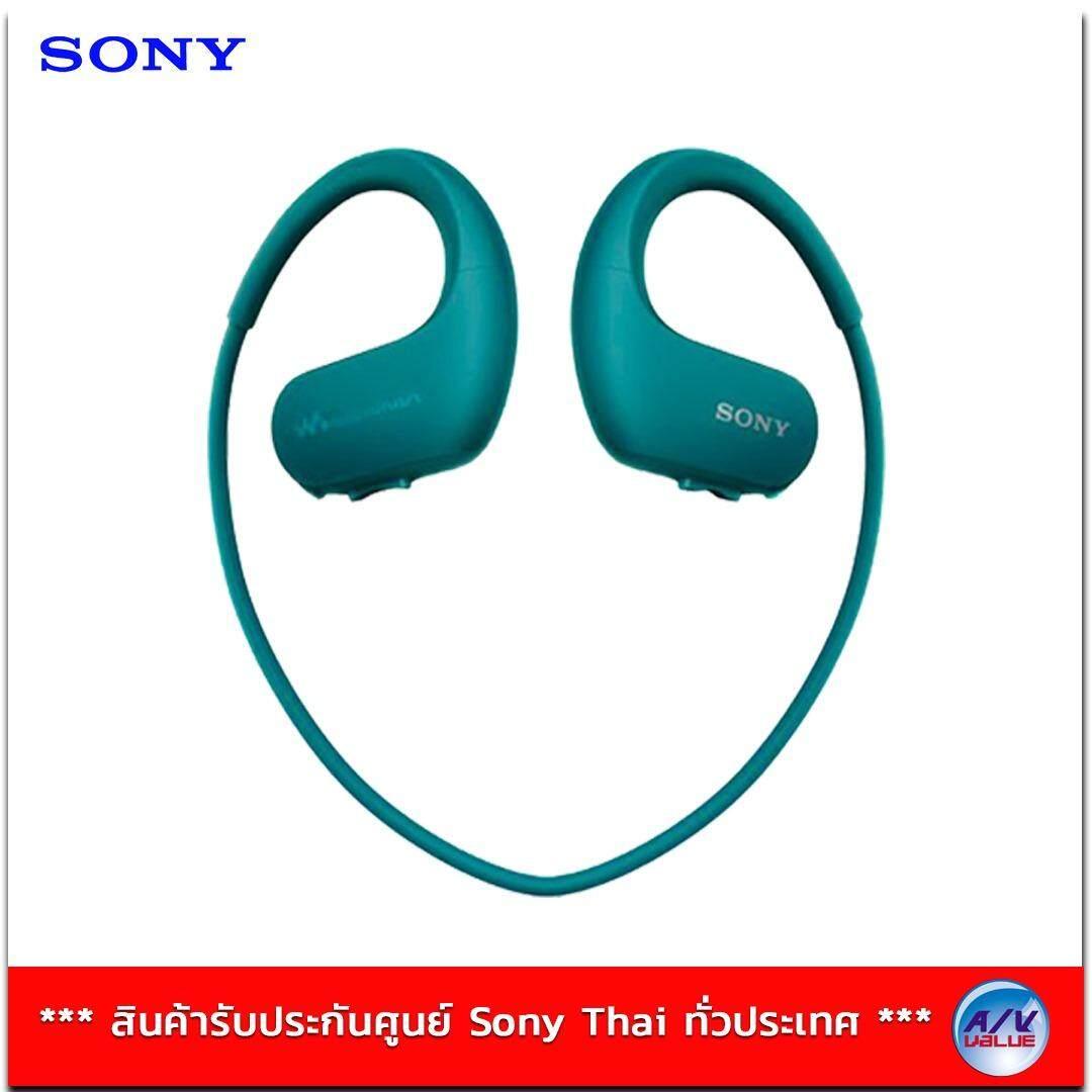 ขาย Sony Walkman Sport Mp3 Player รุ่น Nw Ws413 Lm ฺblue ถูก