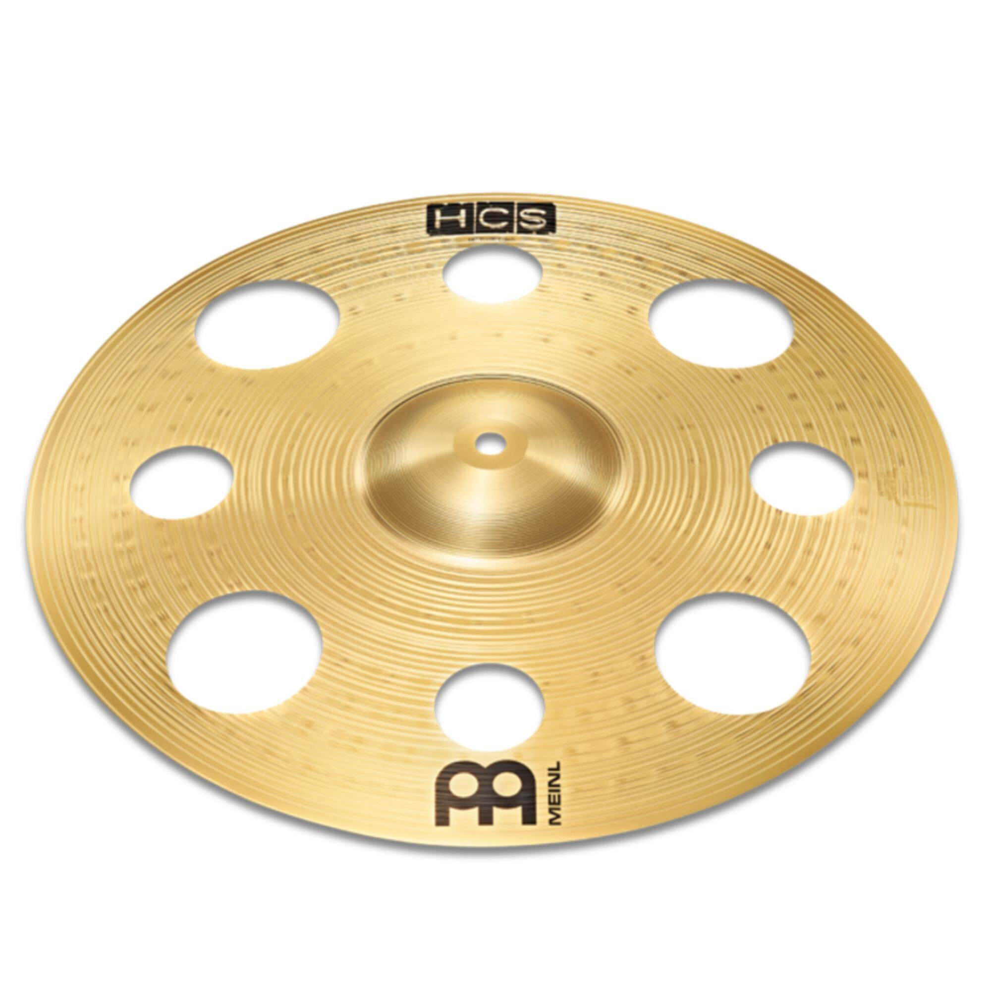 Aa Meinl ฉาบ Cymbal Hcs 16 Trc 16 Trash By Bangkok Music.