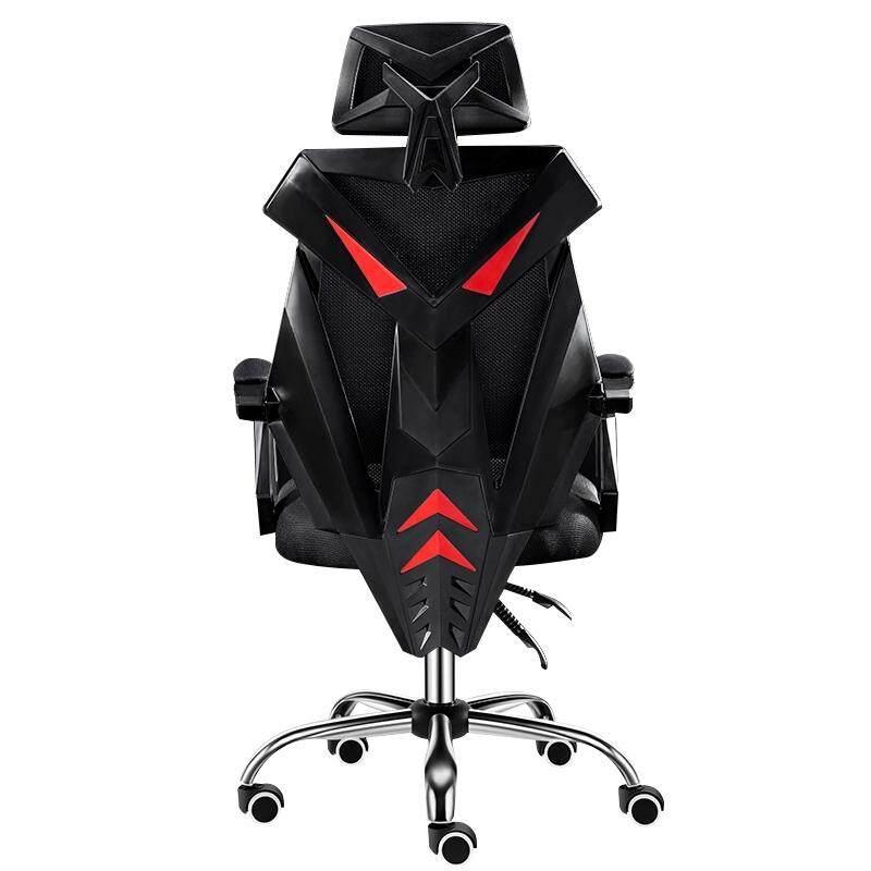 ยี่ห้อไหนดี  BG Furniture  เก้าอี้เล่นเกมส์ เก้าอี้สำนักงาน ปรับเอนได้ Gaming Chair - รุ่น E-03