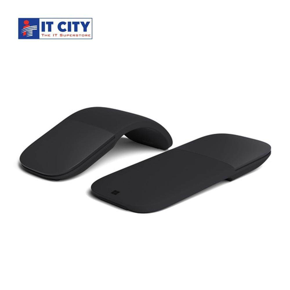 MS Arc Mouse Bluetooth XZ/ZH/KO/TH Hdwr Black