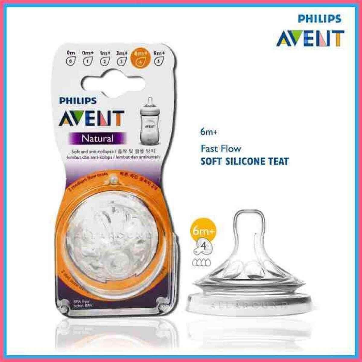 Sell Avent Free Flow Cheapest Best Quality Th Store Nipple Natural Baru New Design Extra Soft Thb 495