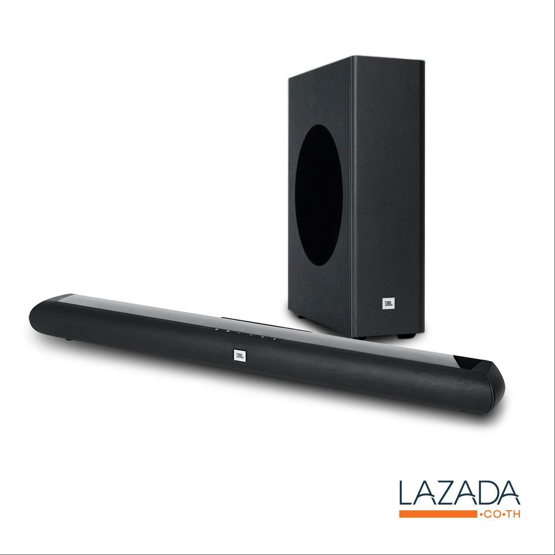 ยี่ห้อนี้ดีไหม  อุทัยธานี JBL Cinema SB 150 Soundbar (Black) ( ลำโพงซาวด์บาร์    sound bar )