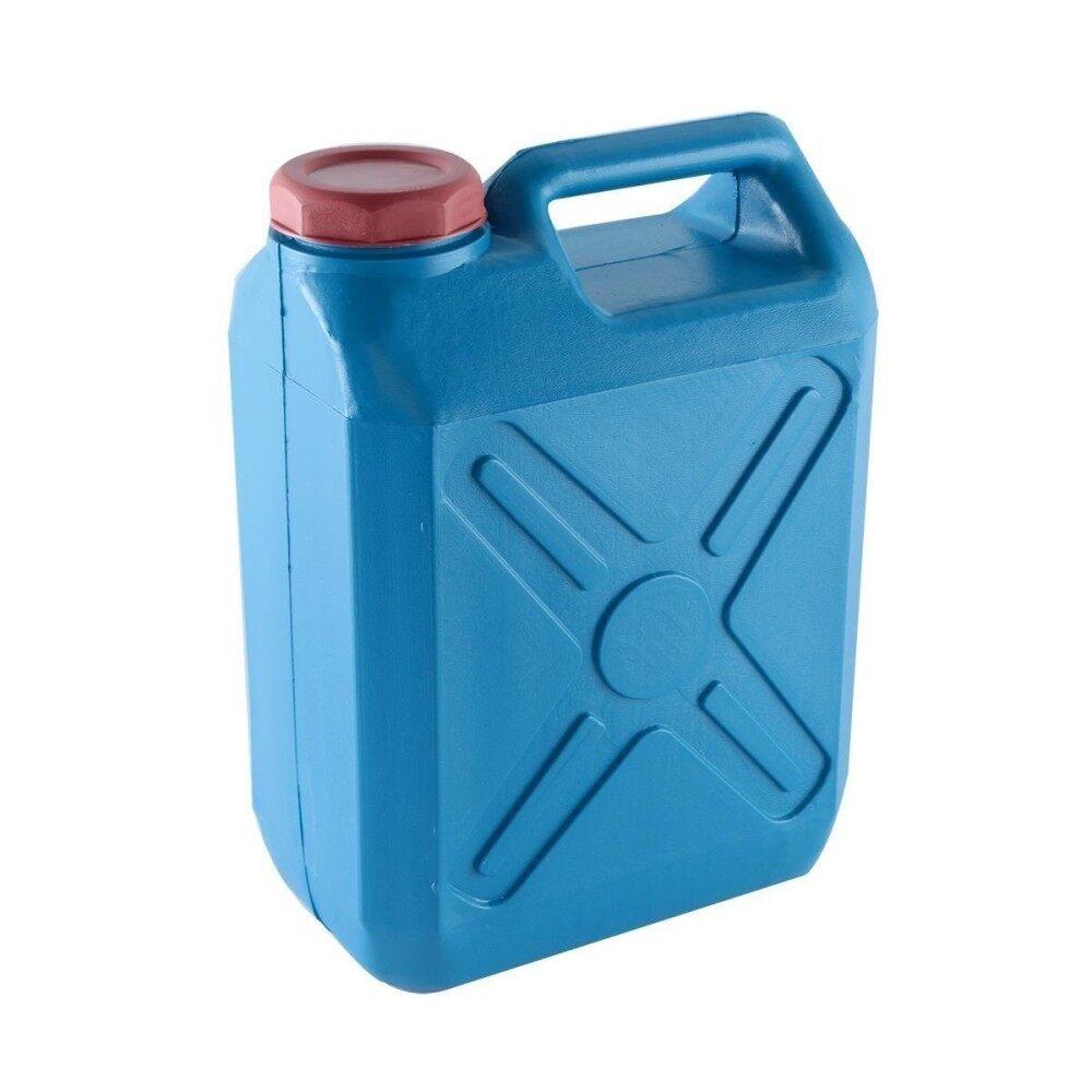 Bb&shop ถังแกลลอนพลาสติก 10 ลิตร สีฟ้า.