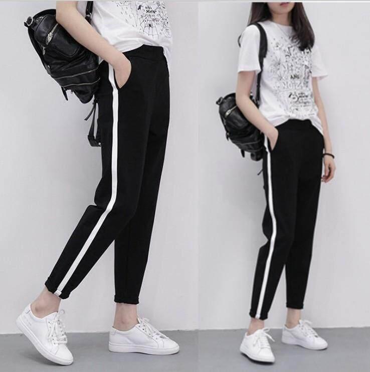กางเกงลำลอง Trousers(black).