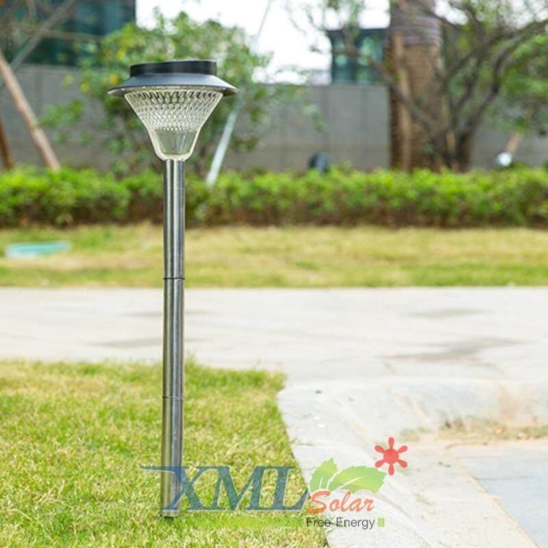 ราคา Xml Solar ไฟตั้งพื้นสนาม โซล่าเซลล์ 32 Led เเสงเหลืองวอมไวท์ 80 Cm ออนไลน์ Thailand