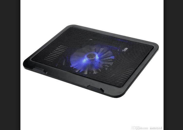 It Notebook Cooling Pad พัดลมระบายความร้อน สำหรับโน๊ตบุ๊ค รุ่น M19 By It & Mobile