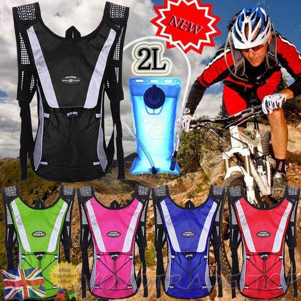 กระเป๋าน้ำ Zl กระเป๋าจักรยาน กระเป๋าเป้ เดินทางสำหรับเดินเขา ผู้ชายและผู้หญิง กระเป๋าเป้ สะพายหลัง กระเป๋าสะพายหน้า By Daily Buy.