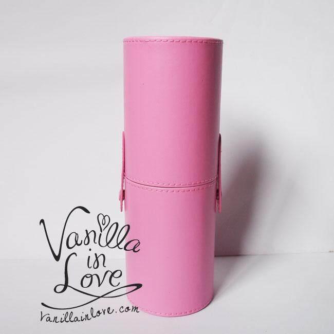 ส่วนลด Vanilla In Love กระบอกแปรงแต่งหน้า สีชมพู Vanilla In Love ใน ไทย