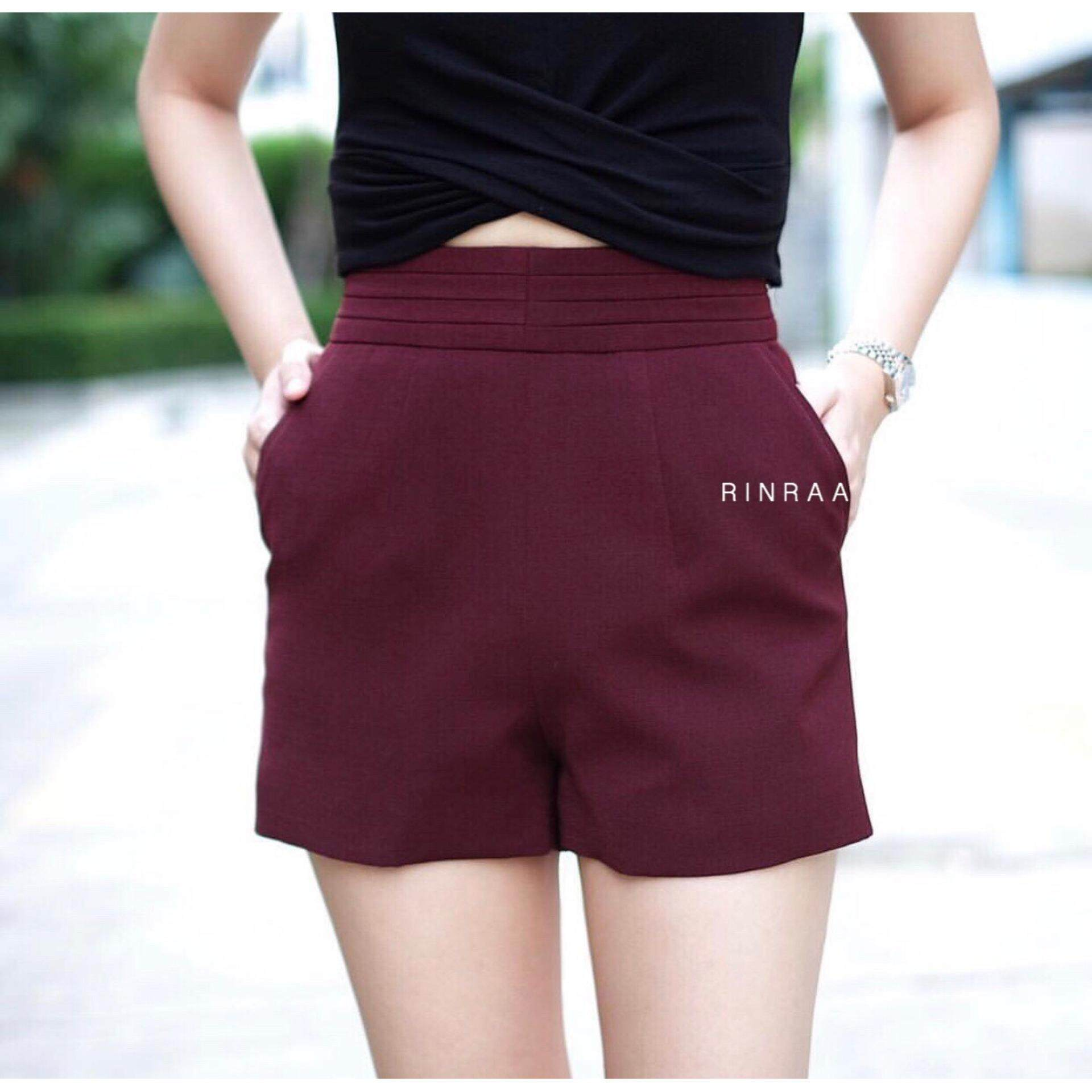 Rinraa Layer Shorts กางเกงขาสั้น