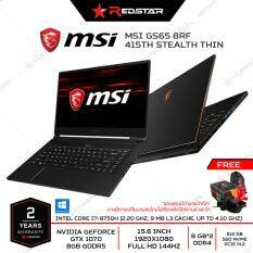 Notebook MSI GS65 8RF 415TH Stealth Thin