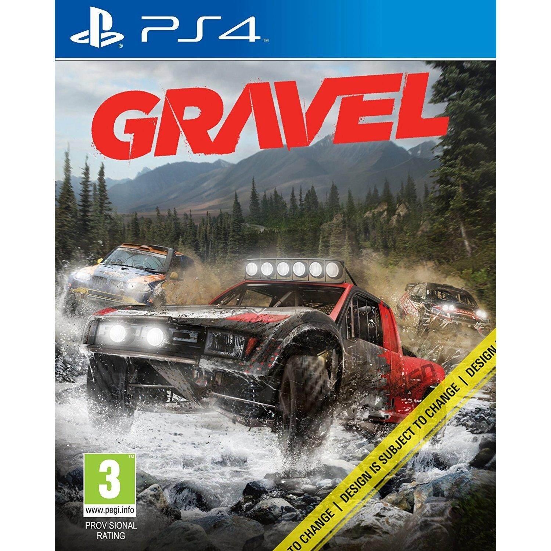 PS4 GRAVEL (EURO)
